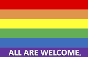 All are welcome - LGBTQ friendly